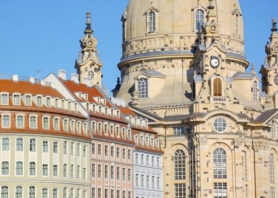Dresden, Frauenkirche,Sehenswürdigkeit, Reiseführer, Reisetipps, Highlights, Rundgang, Sightseeing, Stadtplan