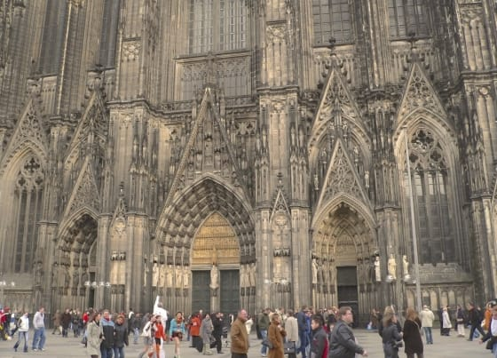 Köln, Kölner Dom, Domplatte, Dom,Sehenswürdigkeit, Reiseführer, Reisetipps, Highlights, Rundgang, Sightseeing, Stadtplan