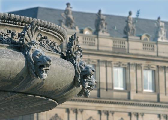 Stuttgart, Schlossplatz,Sehenswürdigkeit, Reiseführer, Reisetipps, Highlights, Rundgang, Sightseeing, Stadtplan