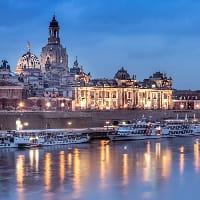 Dresden, Panorama Dresden, Sehenswürdigkeit, Reiseführer, Reisetipps, Highlights, Rundgang, Sightseeing, Stadtplan