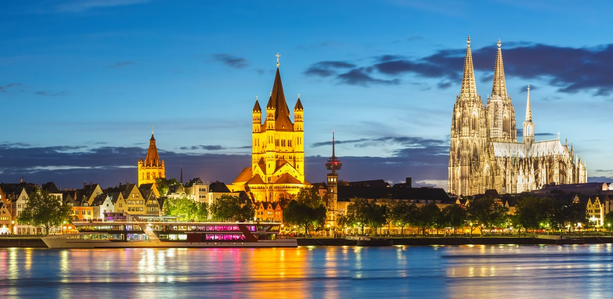 Köln, Kölner Dom,Sehenswürdigkeit, Reiseführer, Reisetipps, Highlights, Rundgang, Sightseeing, Stadtplan