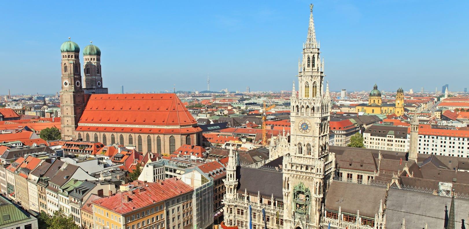 München, Marienplatz München, Marienplatz,Sehenswürdigkeit, Reiseführer, Reisetipps, Highlights, Rundgang, Sightseeing, Stadtplan
