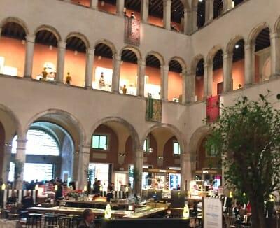 Deutsches Kaufhaus in Venedig