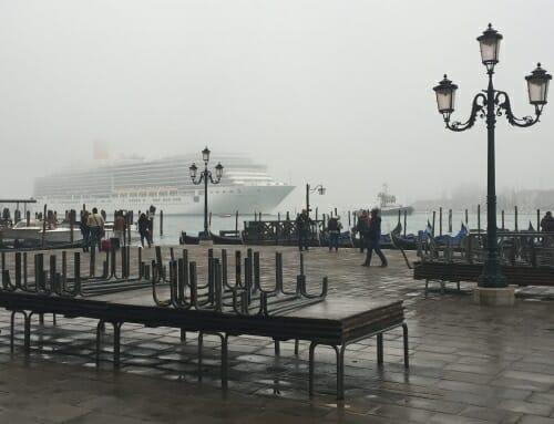 Venedig (fast) für sich allein! (Stefan)