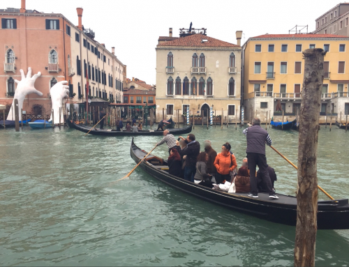 Venedig: Eine Gondel für alle (Stefan)