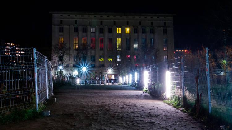 Club Berghain im Berliner Nachtleben
