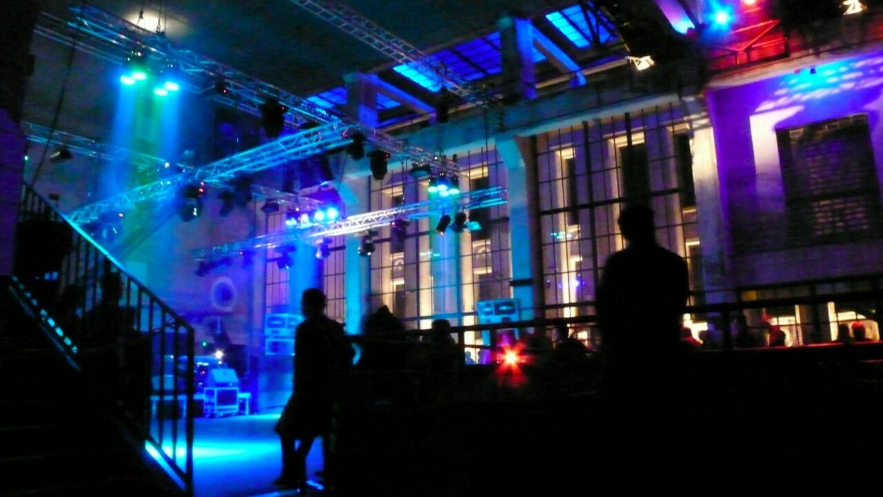 Club Berghain Berlin