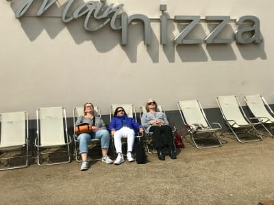 Mainnizza in Frankfurt