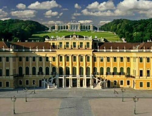 Wien: Schloss Schönbrunn (Sarah)