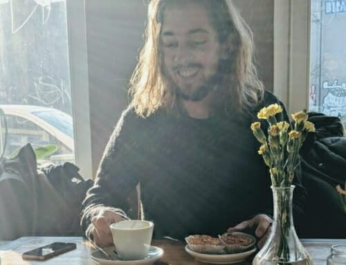 Mein Lieblingscafé in Berlin (Henry)