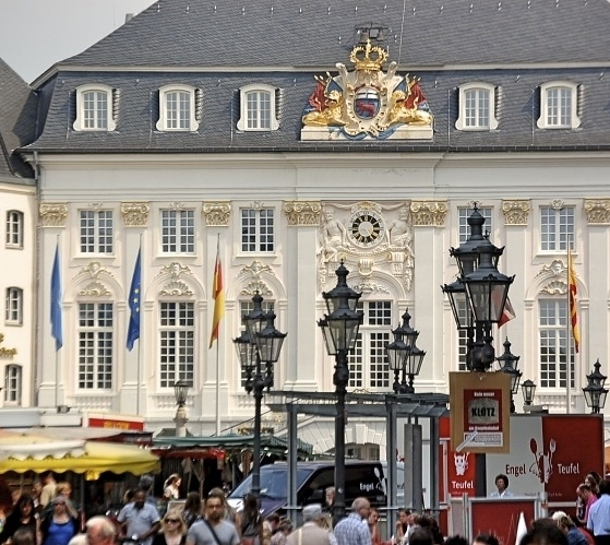 Bonn, visitthecity, travel, travel guide, Museum, Kunst, Geschichte, Alter Bundestag, Museumsmeile, Haus der Geschichte, Landesmuseum, Beethovenfest