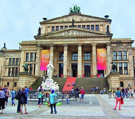 Berlin entdecken mit dem passenden Reiseführer für Ihren Städtetrip
